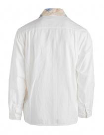 Camicia Kapital in cotone bianco