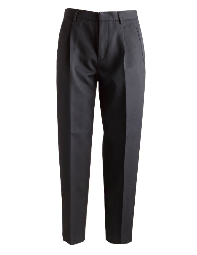Cellar Door Sveva black trousers SVEVA- B149 COL. 99 womens trousers online shopping