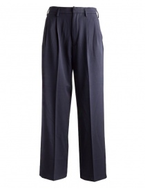 Womens trousers online: Cellar Door Liris blue trousers