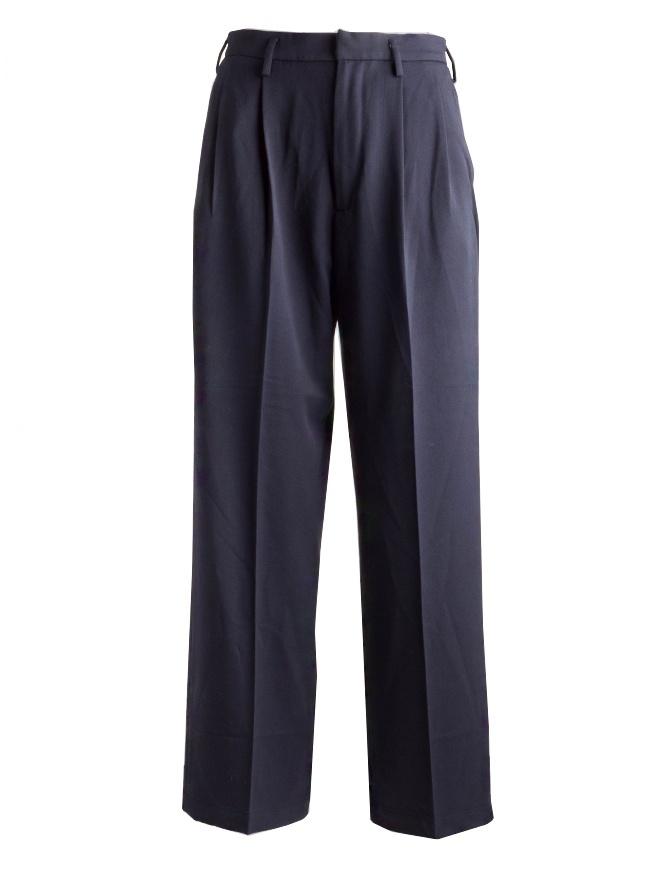 Pantalone Cellar Door Liris blu LIRIS-B124-COL.65 pantaloni donna online shopping