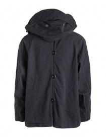 Cappotto Kapital Tri-P nero cappotti uomo acquista online