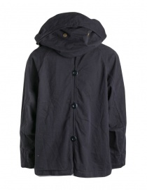 Kapital Tri-P Black Coat mens coats buy online