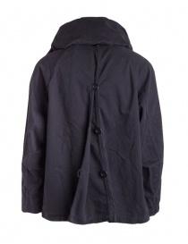 Kapital Tri-P Black Coat