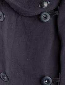 Cappotto Kapital Tri-P nero cappotti uomo prezzo