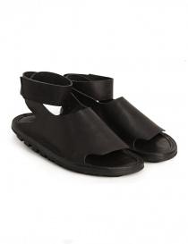 Sandalo Trippen Hug nero online