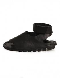 Trippen Hug black sandal