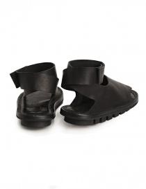 Sandalo Trippen Hug nero calzature donna acquista online