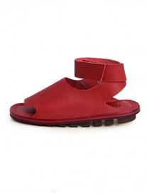 Trippen Hug red sandal
