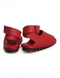 Sandalo Trippen Hug rosso prezzo