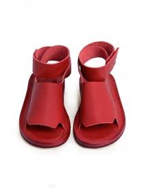Sandalo Trippen Hug rosso calzature donna acquista online