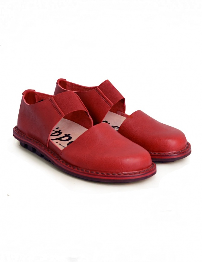 Trippen Innocent red sandal INNOCENT-F-WAW-RED womens shoes online shopping