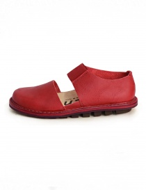 Trippen Innocent red sandal buy online