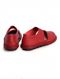Trippen Innocent red sandal price