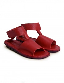Womens shoes online: Trippen Artemis red sandal