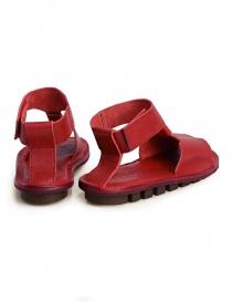 Sandalo Trippen Artemis rosso prezzo