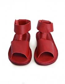 Sandalo Trippen Artemis rosso calzature donna acquista online