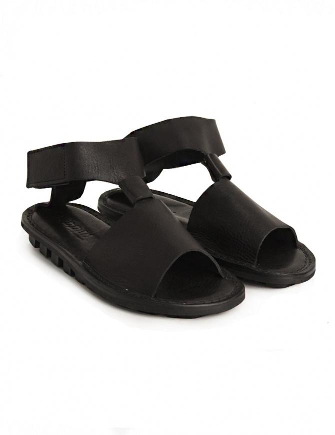 Sandalo Trippen Artemis nero ARTEMIS-F-WAW-BLACK calzature donna online shopping