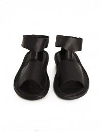 Sandalo Trippen Artemis nero calzature donna acquista online