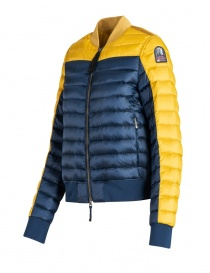 Parajumpers Sharyl navy and yellow jacket