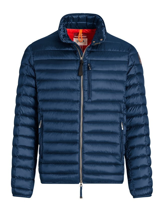 Parajumpers Bredford navy blue jacket PMJCKSX03 BREDFORD 707 NAVY mens jackets online shopping