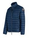 Parajumpers Bredford navy blue jacket shop online mens jackets