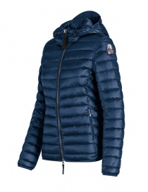 Parajumpers Rosalyn navy peony jacket with hood