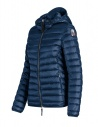 Parajumpers Rosalyn navy peony jacket with hood shop online womens jackets