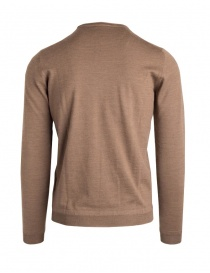 Goes Botanical brown crew-neck sweater buy online