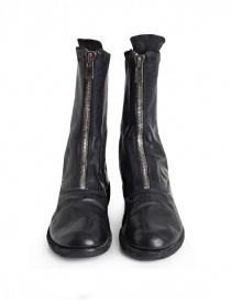 Stivaletto Guidi 310 in pelle di cavallo nera calzature uomo acquista online