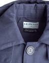 Giacca Selected People blu con cappuccio 16064160 DARK SAPPHIRE prezzo