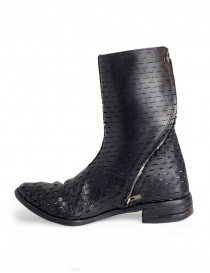 Carol Christian Poell AM/2601 bison leather boots