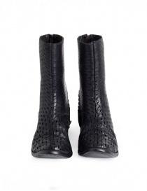 Stivale Carol Christian Poell AM/2601 in pelle di bisonte perforata calzature uomo acquista online