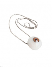 Jewels online: Carol Christian Poell eye necklace