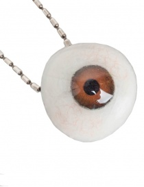 Carol Christian Poell eye necklace