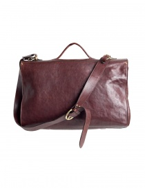 Il Bisonte brown leather briefcase price