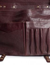 Cartella Il Bisonte marrone in pelle borse acquista online