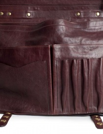 Il Bisonte brown leather briefcase bags buy online
