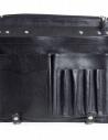 Cartella Il Bisonte in pelle di vacchetta nera D0249.P 135N acquista online