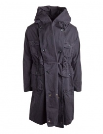 Kapital coat in black cotton price