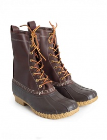 Stivali Bean Boots by L.L. Bean marrone scuro LLS175054-2764M BROWN/BROWN order online