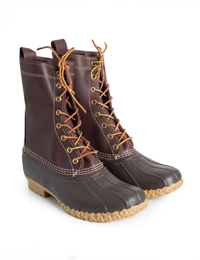 Stivali Bean Boots by L.L. Bean marrone scuro LLS175054-2764M BROWN/BROWN calzature uomo online shopping