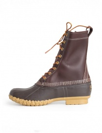 Bean Boots by L.L. Bean dark brown