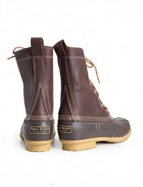 Stivali Bean Boots by L.L. Bean marrone scuro prezzo