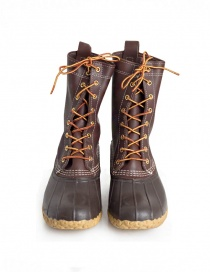 Bean Boots by L.L. Bean dark brown mens shoes buy online