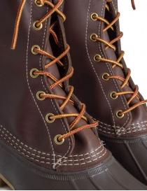 Stivali Bean Boots by L.L. Bean marrone scuro calzature uomo prezzo