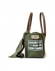 Kapital khaki green small bag price