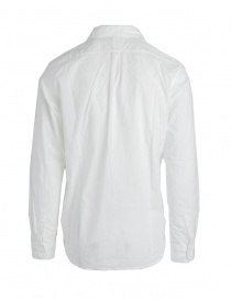 Kapital white shirt with pleating