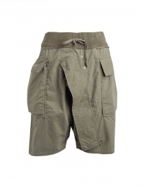 Bermuda Kapital colore khaki K1805SP222 KHAKI SHORTS