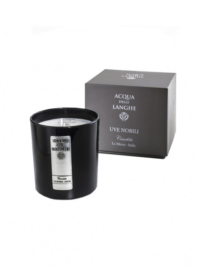 Candela Acqua delle Langhe Uve Nobili ADLCA005-UVE-NOBILI-220GR candele online shopping