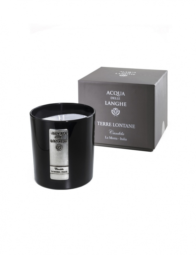 Acqua delle Langhe Terre Lontane candle ADLCA006-TERRE-LONTANE-220GR candles online shopping
